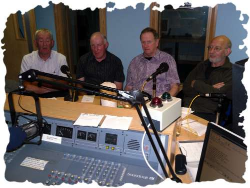 In Conversation with 6 guests from the Killarney Men's Shed