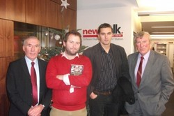 Newstalk Interview about the Secrets of Kerry DVD